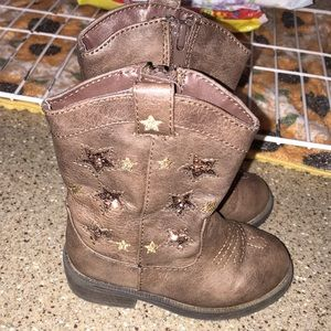 Other - Girls size 6 cowboy boots